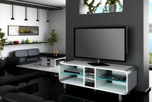 Primus Television Cabinet / Suitable for Screen Size up to 55 inch tv