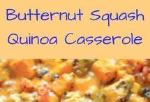 Recipes - Winter Squash