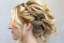 Ideas for formal hairstyle
