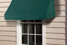 house ~ Pacific Grove AWNINGS / by Cathi Matthews