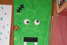 Halloween at school / BVM Irlandesas