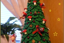 Arbolito de Navidad ~ Crochet