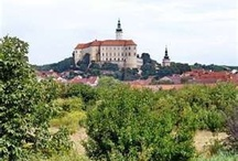 Mikulov, Czech Republic / Mikulov is a beautiful Czech town on the border of Austria. The most precious family lives there. It is picturesque and historically significant, especially for the Jewish community, but it is not overrun with tourists. We think it is a glimpse of heaven on earth. / by Elizabeth Matustik