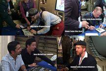 Band of Brothers actors reunion / Le 6 Juin 2014 le musée d'Utah Beach a accueilli des acteurs de la série Band of Brothers.