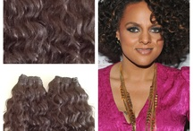 Get the Look- Virgin Curly Hair / Need a some Hair-spiration? 