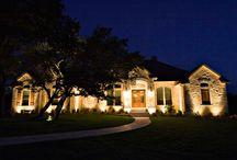 """Exterior Home Lights"""