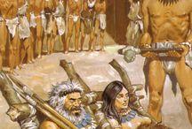 Les temps préhistoriques