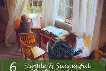 Homeschool Tips / Tips and ideas to help  you have a successful homeschool.
