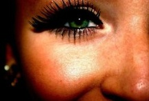 I'm your green eyed girl / MAKEUP  / by Megan Maguire