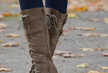 boots / by Kelly Coklan