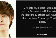 Jonghyun [all of he, quotes]