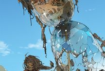 environment/ concept art
