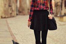 outfits de otoño