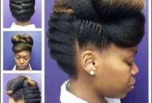 Protective styling Au naturel