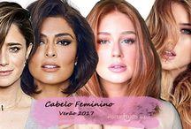 Cabelo Feminino 2017