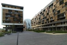 Special housing / Low-cost housing, Co-housing, Baugruppe, Social housing, other good examples of special housing...