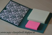 Post it Organizer