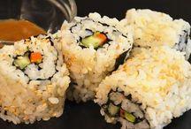 asian & American food