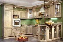 wystrój wnętrz kuchnie