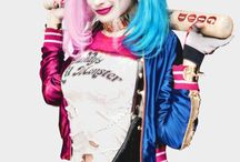 Suicide squad / Hi I am Snigdha and I love Harley Quinn for more inspired photos of Harley please follow me