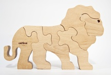 Kids -Unique Wooden Puzzle toys-Animals