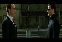 matrix movie / cos'è la realtà.....