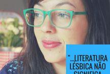 Literatura LGBT / Frases e destaques das reportagens e entrevistas realizadas pelo Reversa Magazine sobre literatura LGBT.  Leia gratuitamente e descubra uma nova forma de descobrir o universo LGBT, suas produções e artistas.