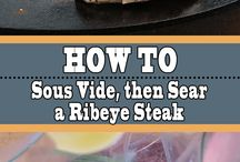 How To Sous Vide Method