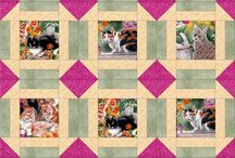 Quilts----Cats