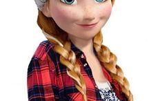 Changed Anna