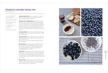 Food Lover's Guide / Bentley Food Lover's Guide Cookbook Mood Board