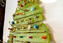 DIY Christmas / Celebrate the holiday season with heartfelt homemade gifts, ornaments, decorations, food and entertainment! The best DIY ideas from around the web to enjoy your Christmas!