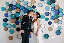 Wedding Ceremony Backdrops for your 'I Do' Moments / More info here: http://quirkybride.com/quirky-decor/quirk-alert-unique-and-beautiful-wedding-ceremony-backdrops/