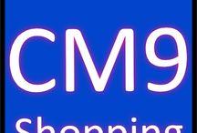 CM9 Shopping, Maldon District / CM9 Postcode district Maldon