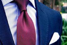 Gareth's suit ideas