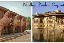 Madhya Pradesh Gujarat Tour