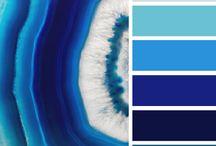 Blue Palettes