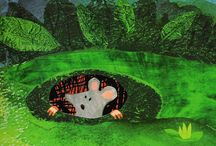 Kleine muis zoekt een huis