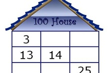 School - Math: Hundreds Chart / by Stephanie Pudlowski