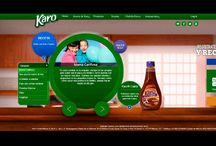 """Karo / Tipo de proyecto: sitio de internet Tecnologías aplicadas: HTML/CSS/JS/jQuery/libreriaXSP http://karo.com.mx/ Diseñado por: Devórame Otra Vez Desarrollado para: Devórame Otra Vez Descripción:Sitio promocional con recetas, videos y la historia de Karo, con un perfilador que personaliza tu experiencia.  Destacados del proyecto: Sitio de navegación horizontal con efecto tipo """"Parallax"""", compatible con iPad. Acceso al sitio mediante el login con Facebook."""