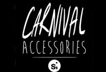 CARNIVAL ACCESSORIES / http://www.sin-say.com/pl/pl/collection/all/accessories / by Sinsay