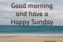 Sunday GRATEFUL
