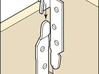 Joint / Center Bed Rail Fasteners