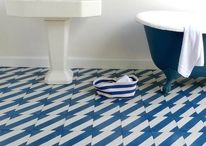 Funky tile designs / What kind of tile design would you want in your bathroom?