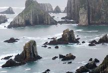 Wonders of the world / Amazing places around the world