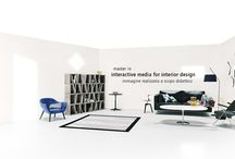 master IMID / Postgraduate master in Interactive Media for Interior Design, Università Iuav di Venezia, Italy.