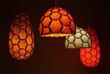 lighting / by Tamara Wallop