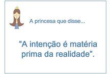 A princesa que disse... / #the princess speak