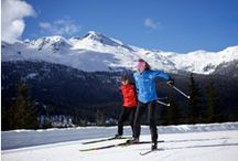 Destination: Whistler / Whistler, British Columbia in Canada is an adventurer's playground with world-class mountains and endless activities.