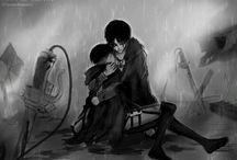 боль в аниме блять